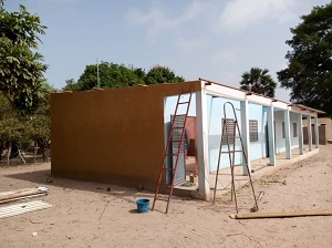 School in Senegal